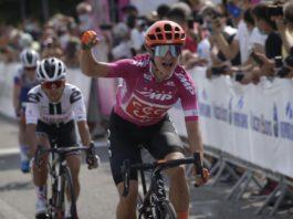 Marianne Vos - vítězka 6. etapy Giro Rosa 2020