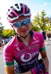 Markéta Hájková na Giro Rosa 2020