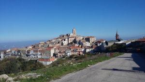 Motta Montecorvino - start a dojezd 9. etapy Giro Rosa 2020