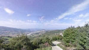 San Marco la Catola - dojezd 8. etapy Giro Rosa 2020