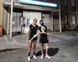 They'll be back - Amanda Spratt a Annemiek van Vleuten