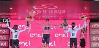 Giro pódium