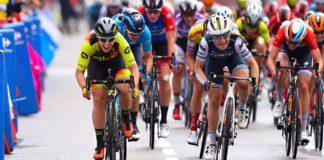 Dojezd 2. etapy Madrid Challenge 2019
