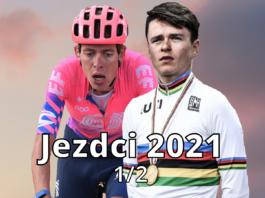 Jezdci 2021 (1/2)