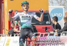 Lennard Kamna Bora 5. etapa Kolem Katalánska 2021