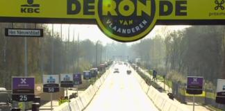Annemiek van Vleuten vyhrává Ronde van Vlaanderen 2021