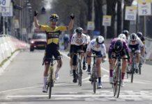 Marianne Vos – vítězka Amstel Gold Race 2021