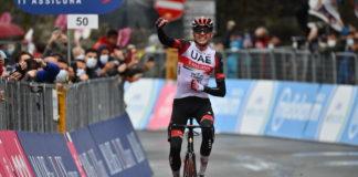 Joe Dombrowski UAE 4. etapa Giro 2021