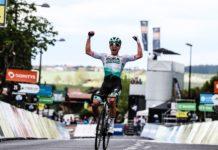 Lukas Pöstlberger 2. etapa Critérium du Dauphiné 2021