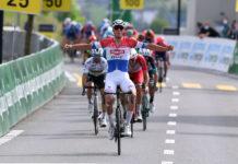 Mathieu Van der Poel 3. etapa Kolem Švýcarska 2021