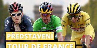 Představení Tour de France 2021