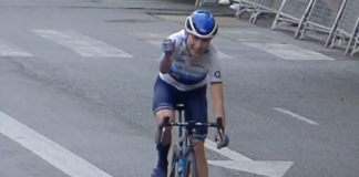 Annemiek van Vleuten vítězí na Klasice San Sebastián 2021