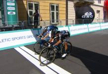 Coryn Rivera poráží Lizzie Deignan v závěru 10. etapy Giro Rosa 2021