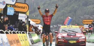 Dylan Teuns 8. etapa Tour de France 2021