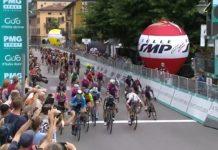 Emma Norsgaard vyhrává 6. etapu Giro Rosa 2021