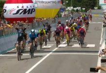 Lorena Wiebes vítězí v 5. etapě Giro Rosa 2021