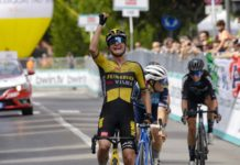 Marianne Vos vítězí ve 3. etapě Giro Rosa 2021