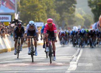 Julius van den Berg 7. etapa Kolem Polska 2021