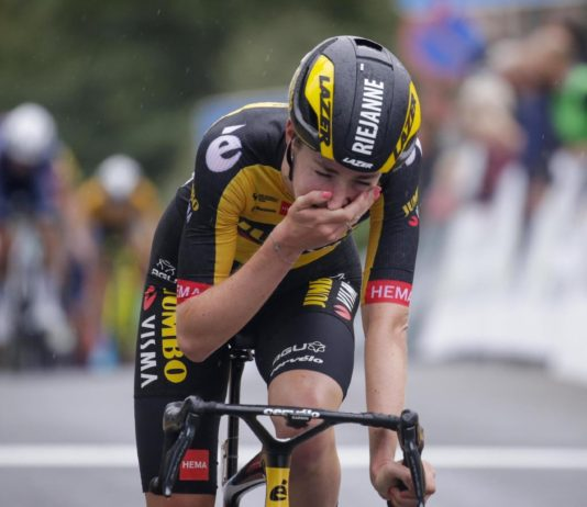 Riejanne Markus – vítězka 2. etapy Ladies Tour of Norway 2021