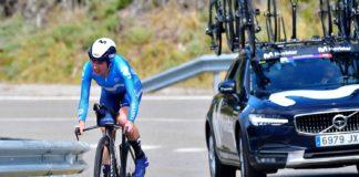 Annemiek van Vleuten – vítězka 2. etapy Ceratizit Challenge 2021