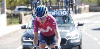 Annemiek van Vleuten na cestě za vítězstvím ve 3. etapě Ceratizit Challenge 2021