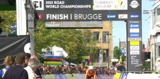 Ellen van Dijk – vítězka časovky na mistrovství světa 2021