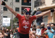 Marlen Reusser – vítězka 1. etapy Ceratizit Challenge 2021