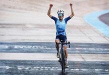 Lizzie Deignan se stává vítězkou Paris–Roubaix Femmes 2021