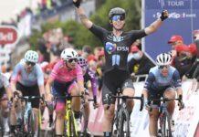 Lorena Wiebes vítězí ve 4. etapě The Women's Tour 2021